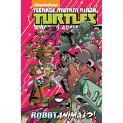 Teenage Mutant Ninja Turtles Adventures  Robotanimals Hardcover