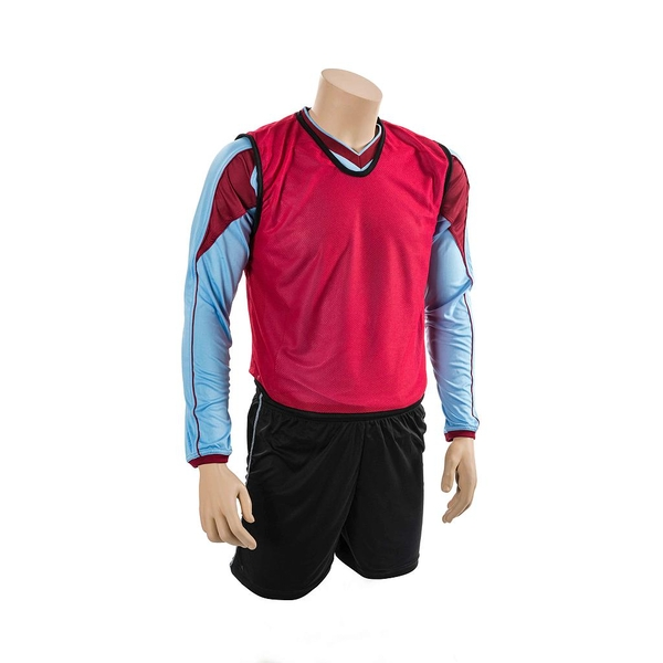 Mesh Training Bib (Youth, Adult) Red Youths