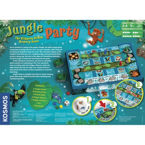 Jungle Party - Image 2