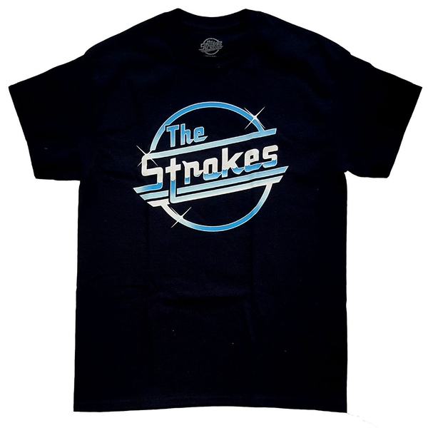 The Strokes - OG Magna Unisex Medium T-Shirt - Black