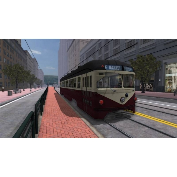 Bus and Cable Car Simulator San Francisco Game PC - Image 2