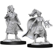 Dungeons & Dragons Nolzur's Marvelous Unpainted Miniatures - Female Human Sorcerer