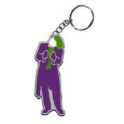 Dark Knight Movie Keychain Joker Color