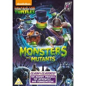 Teenage Mutant Ninja Turtles: Monsters And Mutants DVD