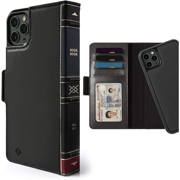 Twelve South BookBook for iPhone 11 Pro Black