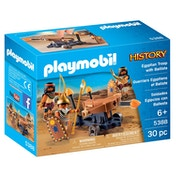 Playmobil Egyptian Troop with Ballista