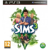 The Sims 3 Game PS3