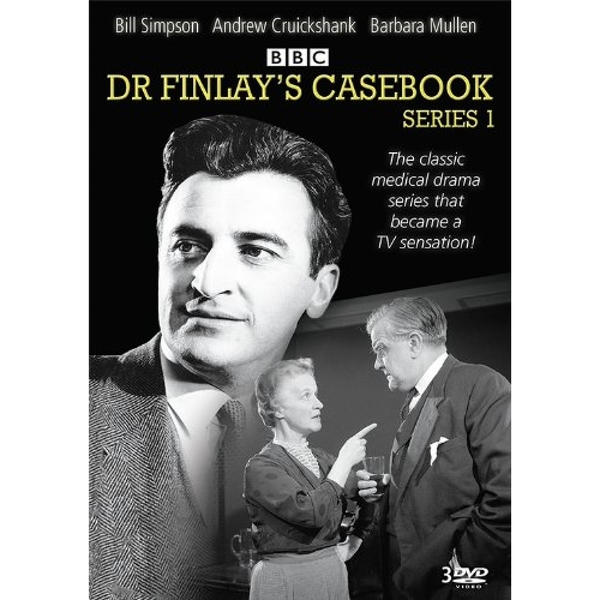 Dr Finlay's Casebook: The Complete BBC Series 1 DVD