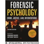Forensic Psychology 2E by Anthony R. Beech, Graham M. Davies (Paperback, 2012)