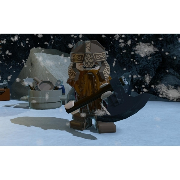 Lego Lord Of The Rings Game PS3 (Essentials) - Image 5