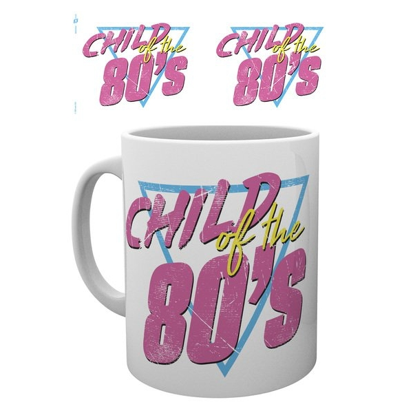 Retro Chic - Child of the 80s Mug