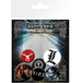 Death Note Mix Badge Pack - Image 2
