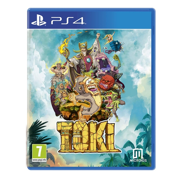 Toki PS4 Game