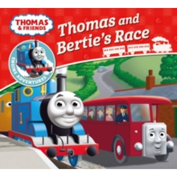 Thomas & Friends: Thomas and Bertie's Race