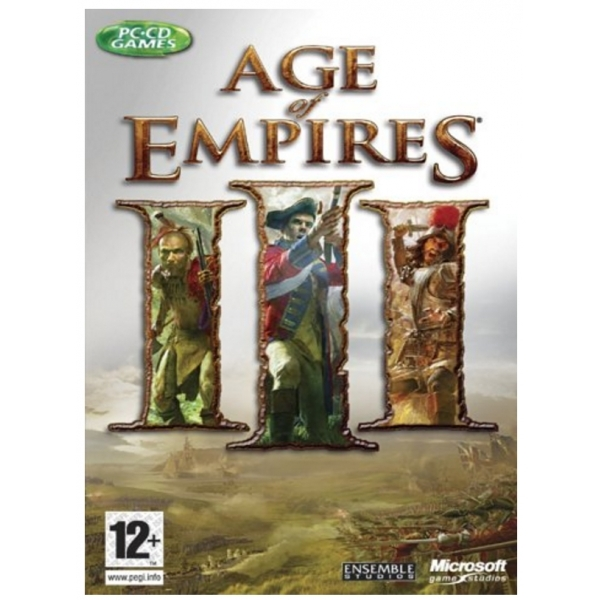 Age Of Empires III Game PC