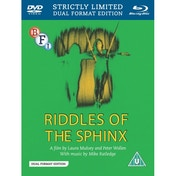 Riddles of the Sphinx Blu-ray