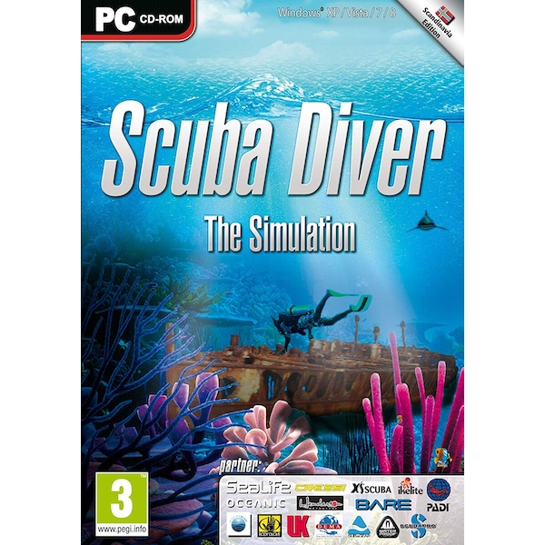 Scuba Diver The Simulation PC Game