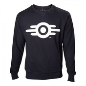 Fallout 4 Adult Male Vault Tech Logo Crew Neck Small Sweater