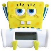 SPONGEBOB Radio Alarm Clock with LED Display EBR001Z