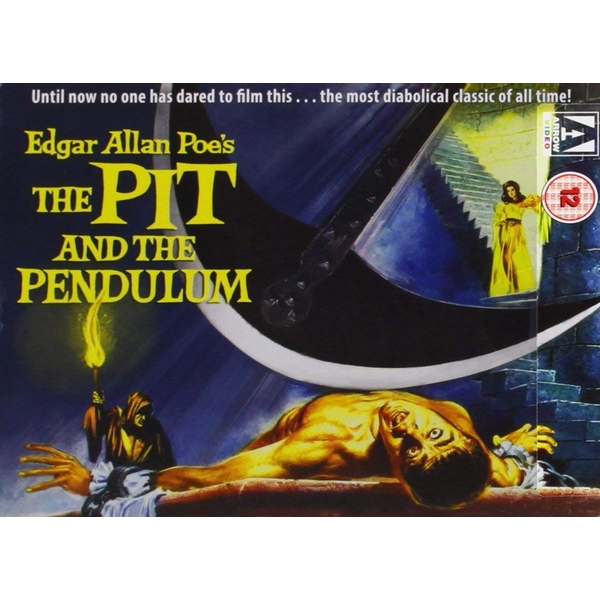 The Pit And The Pendulum Steelbook Blu-Ray
