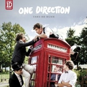 One Direction Take Me Home CD