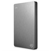 Seagate Backup Plus 2TB Slim Portable Drive, Silver