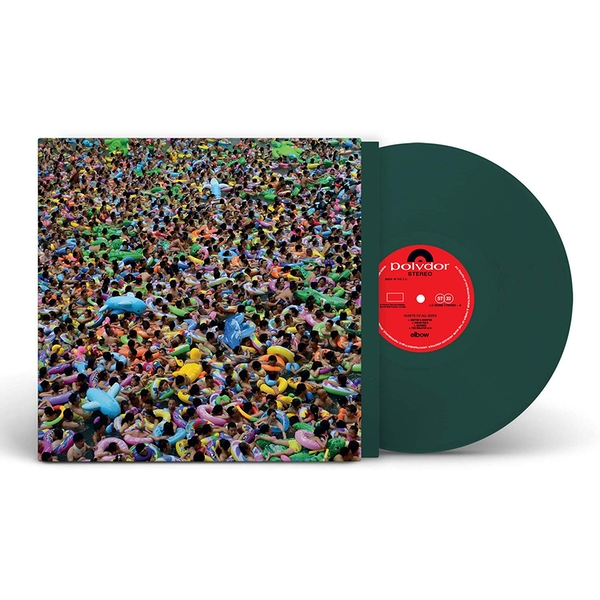 Elbow - Giants Of All Sizes Limited Edition Green Vinyl
