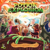 Potion Explosion The Fifth Ingredient Board Game