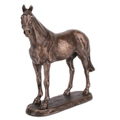 Ascot Andy by Harriet Glen Cold Cast Bronze Sculpture