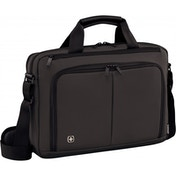 Wenger Source 16inch Laptop Briefcase with Tablet Pocket Grey