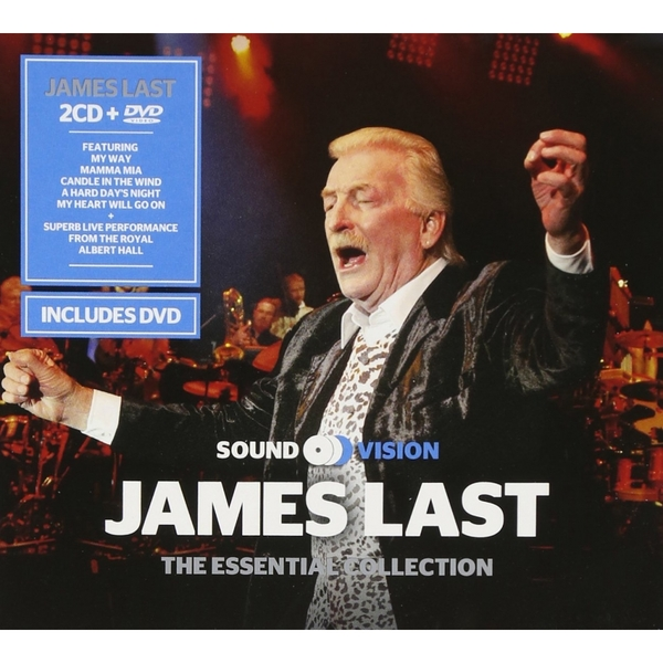 James Last - The Essential Collection [2CD   DVD]