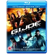 G.I. Joe Retaliation Blu-ray