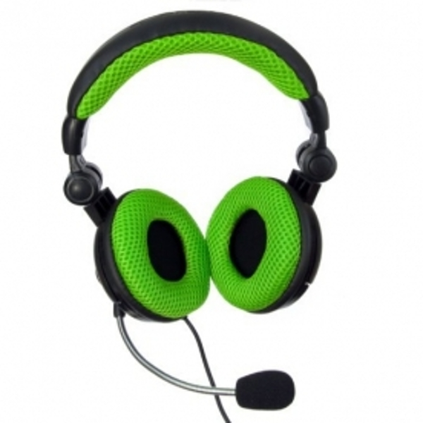 ORB GX Rumble Gaming & Live Chat Headset Xbox 360