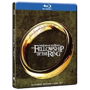 The Lord of the Rings: Fellowship of the Ring Blu-Ray Steelbook