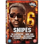 Wesley Snipes Box Set DVD