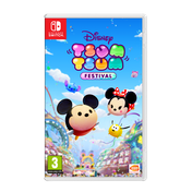 Disney Tsum Tsum Festival Nintendo Switch Game