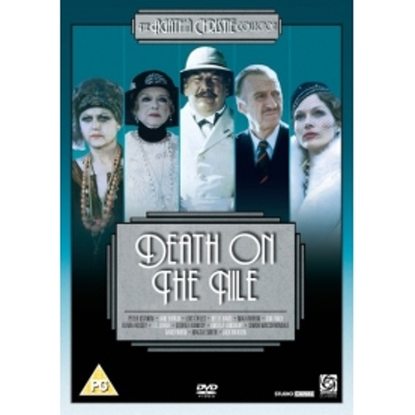 Death On The Nile DVD