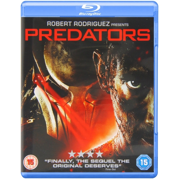 Predators Blu ray