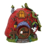 Strawberry Fields Fairy Ornament