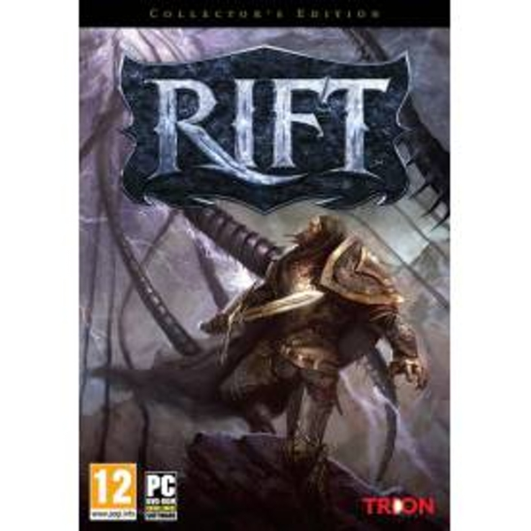 Rift Limited Collector's Edition Game PC