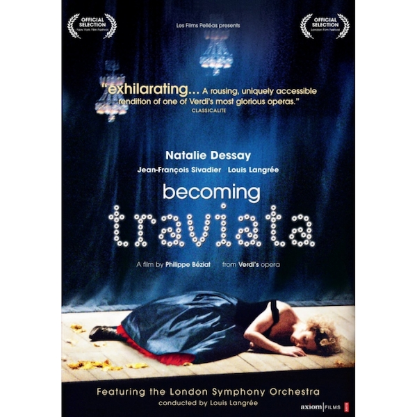 Becoming Traviata DVD