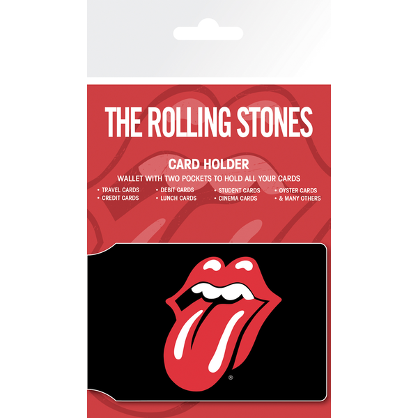 The Rolling Stones  Only Rock and Roll Card Holder