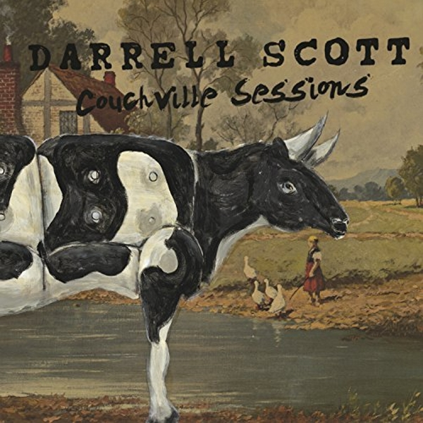Darrell Scott - Couchville Sessions Vinyl