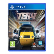 Train Sim World PS4 Game