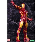 Kotobukiya Marvel Comics Avengers Now Iron Man Red Variant ArtFX+ Statue