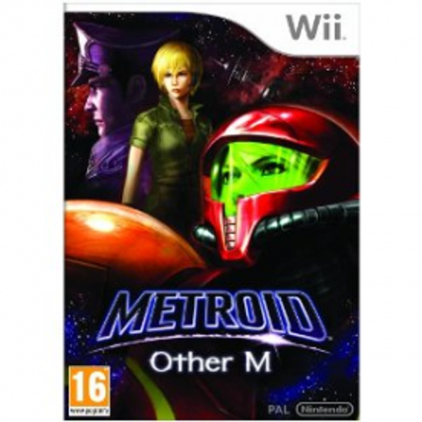 Metroid Other M Game Wii