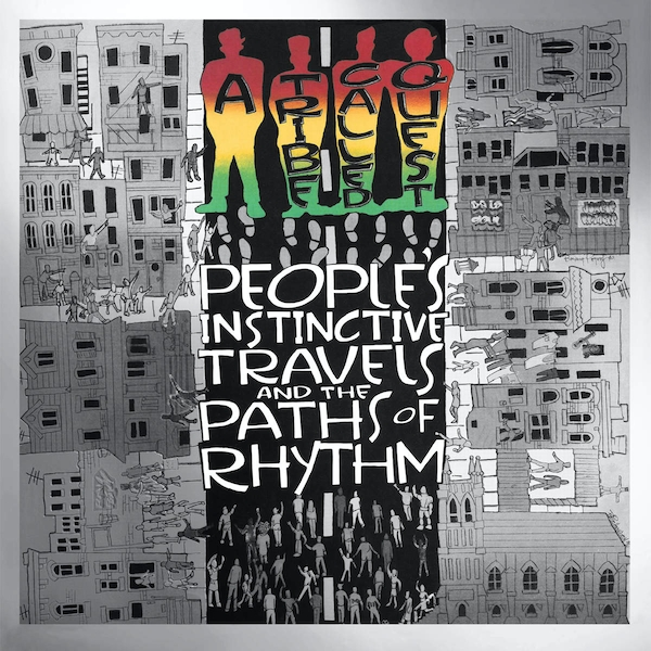 A Tribe Called Quest - People's Instinctive Travels and the Paths of Rhythm Vinyl