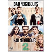 Bad Neighbours / Bad Neighbours 2 (Double Pack) DVD