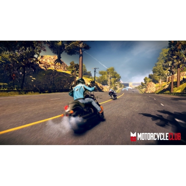 Motorcycle Club PC Game - Image 3