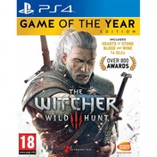(Damaged Packaging) The Witcher 3 Wild Hunt Game Of The Year (GOTY) PS4